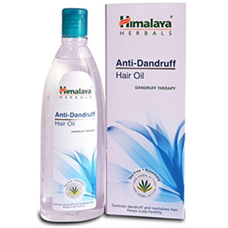Anti dandruff Hail Oil
