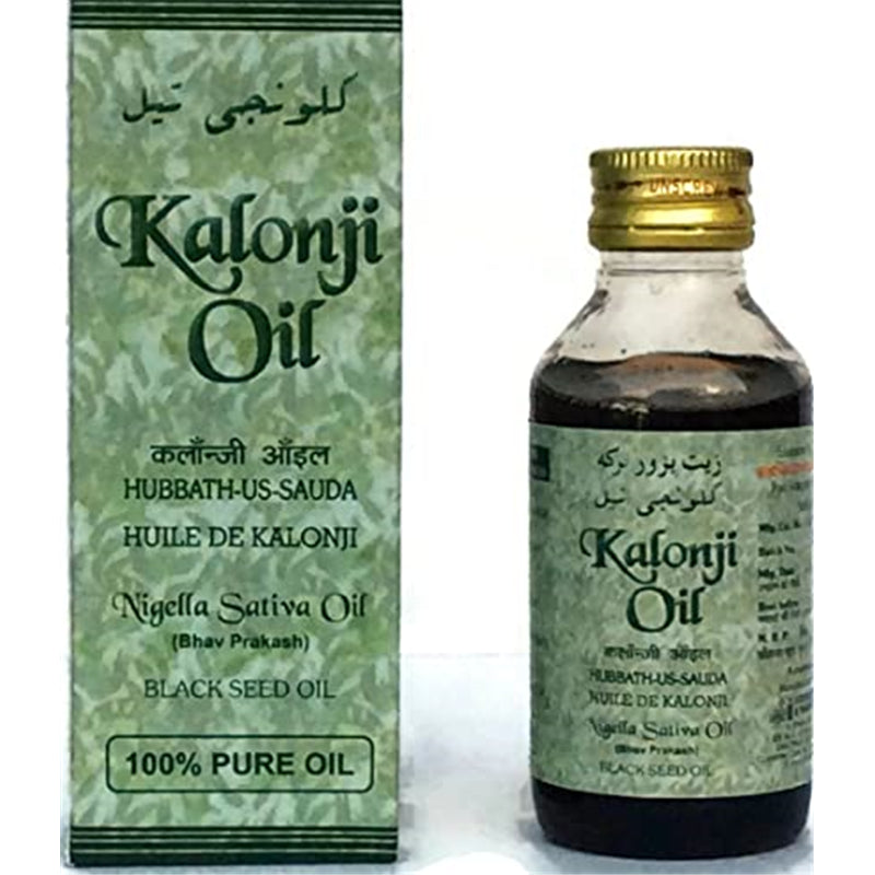 Kalonji / Black Seed Oil