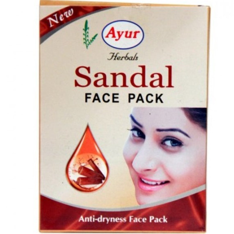 Ayur Sandal Face Pack 100gm