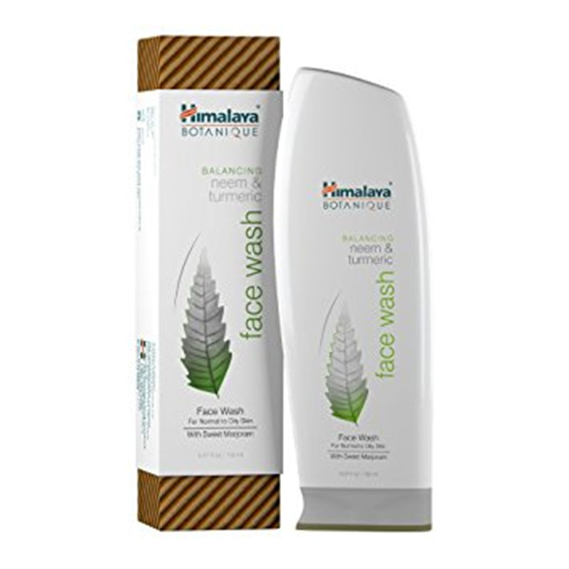 Himalaya Neem & Turmeric Face Wash 150ml