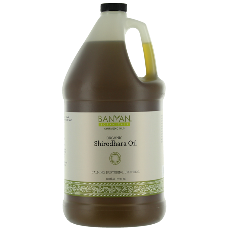 Shirodhara oil 128oz (organic)