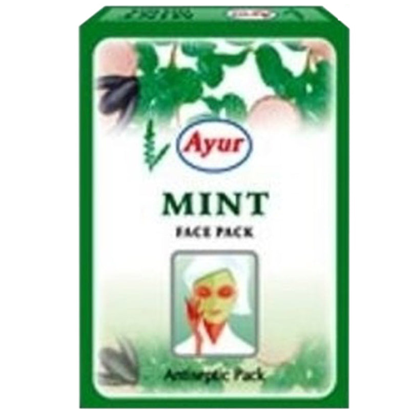 Ayur Mint Face Pack, 100gm