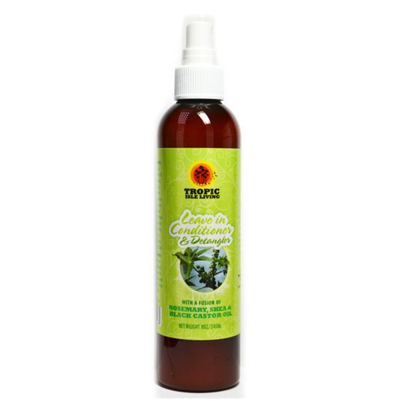 Tropic Isle Living Leave In Conditioner and Detangler 8oz