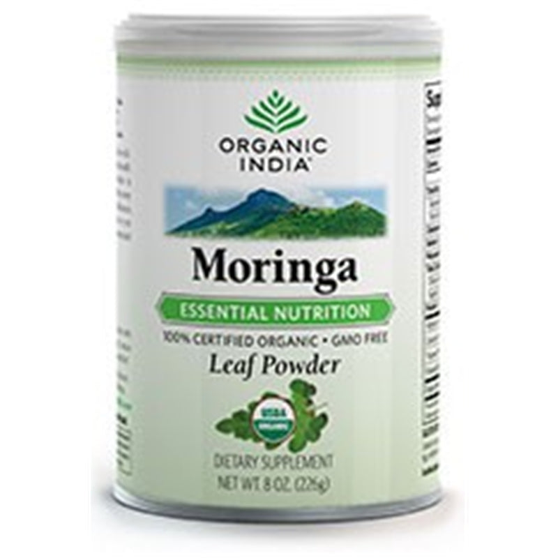 Moringa Leaf Powder (Organic) 8 oz