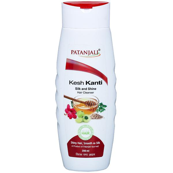 Kesh Kanti Silk and Shine Hair Cleanser (Shampoo)