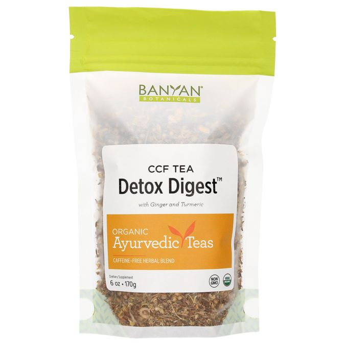 CCF TEA Detox Digest