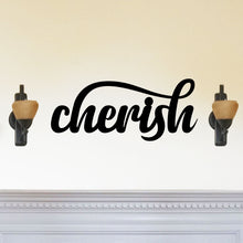 Load image into Gallery viewer, Beautiful Cherish Sign