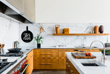 "Load image into Gallery viewer, Kitchen Themed ""Lets Cook"" Sign"