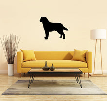 Load image into Gallery viewer, Labrador Retriever Dog Silhouette Sign