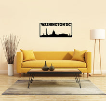 Load image into Gallery viewer, Washington D.C. City Skyline Sign