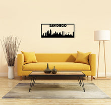 Load image into Gallery viewer, San Diego City Skyline Sign