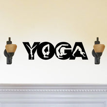 Load image into Gallery viewer, Yoga Poses Sign