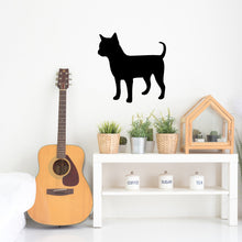 Load image into Gallery viewer, Chihuahua Dog Silhouette Sign
