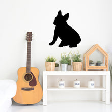 Load image into Gallery viewer, French Bulldog Silhouette Sign