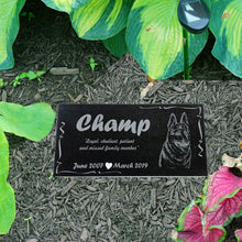 Load image into Gallery viewer, Custom Headstone Pet Marker