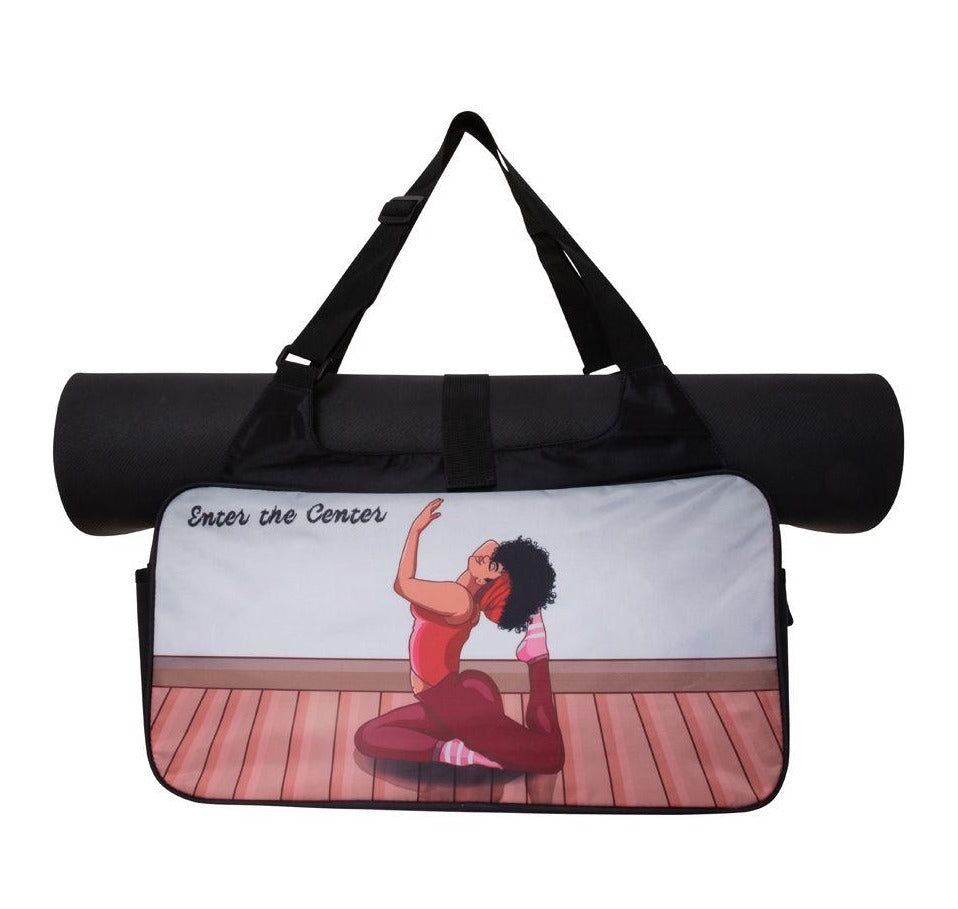 Enter the Center Gym Bag