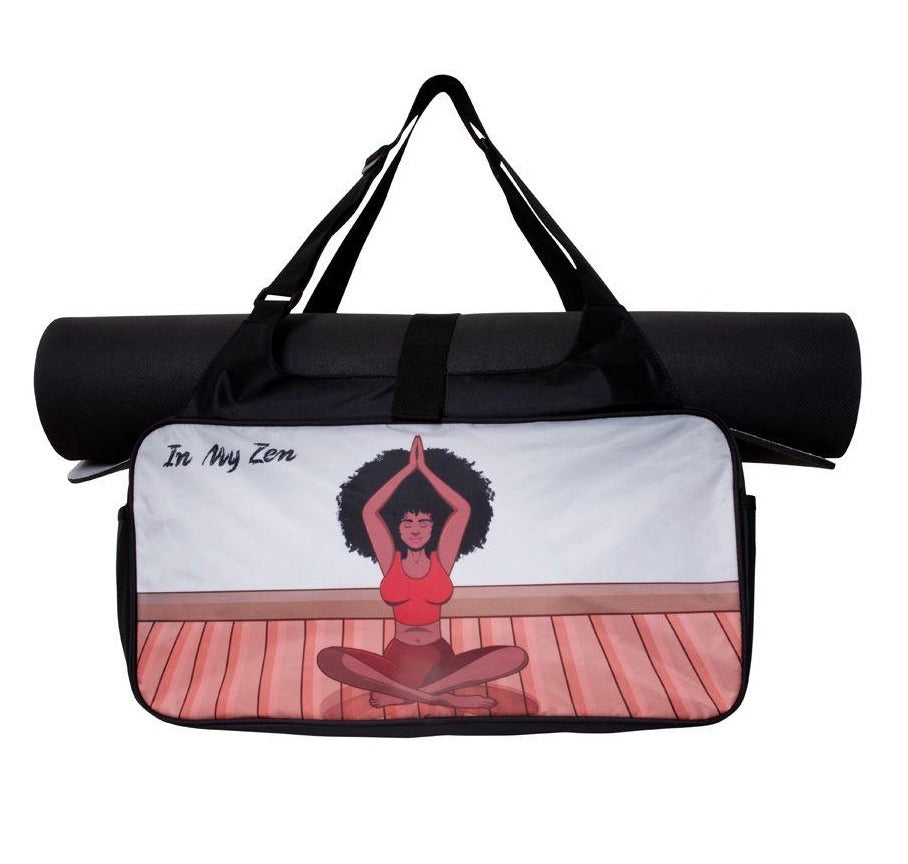 In My Zen Gym Bag
