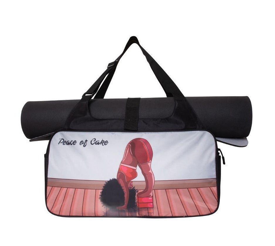 Peace of Cake Gym Bag