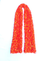 Load image into Gallery viewer, Dot Knits Scarves Flame Knit