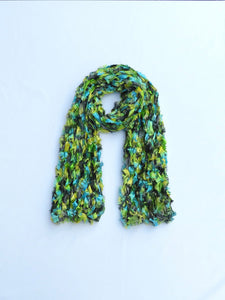 Dot Knits Forest Dream Scarf