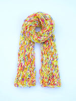 Load image into Gallery viewer, Dot knits higgledy-piggledy scarf