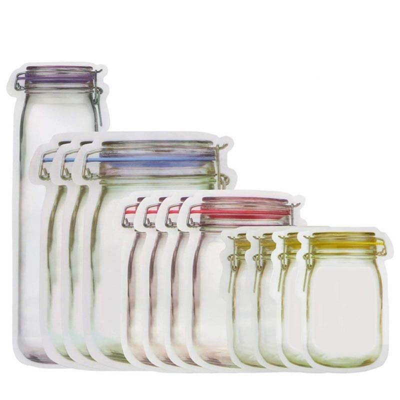 EcoInnova™ Jar Reusable Bags