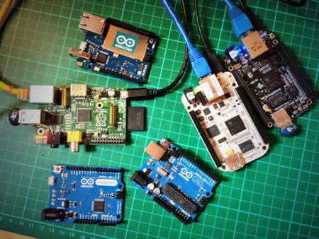 Embedded Computers, Education & Maker Boards