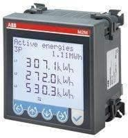 Digital Panel Meter, Network Analyser, Modbus, AC Current / AC Voltage / Frequency / Power