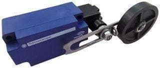 Wireless Limit Switch, OsiSense, Adjustable Roller Lever, 300m, 50N, Plastic