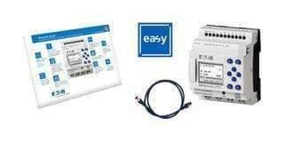 SOFTWARE&STARTER KIT, 8I/P, 4O/P, 28.8V