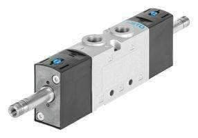 AIR SOLENOID VALVE, G1/8, 10BAR