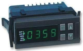 Timer, TT32 Series, 6 Ranges, 0.1 s to 99.98 h, 1 Changeover Relay Output, 24 V, Plug-In