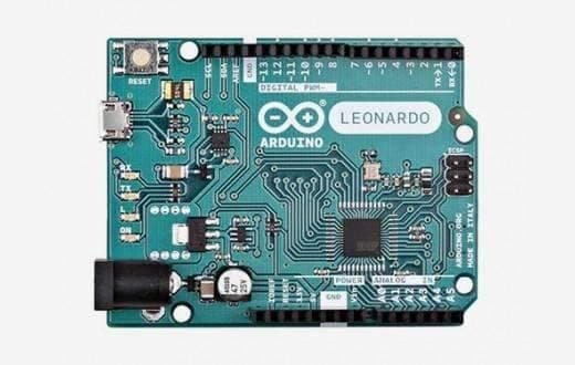 A000057-Arduino Leonardo with Headers