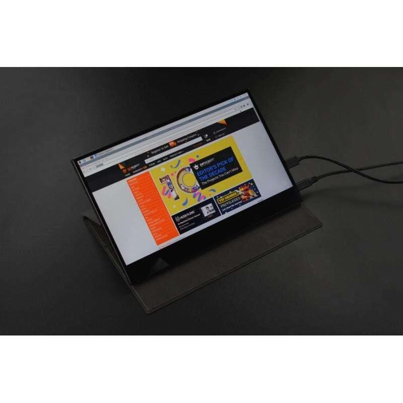 "12.5"" 4K IPS Touch Display(Compatible with Raspberry Pi 4B)"