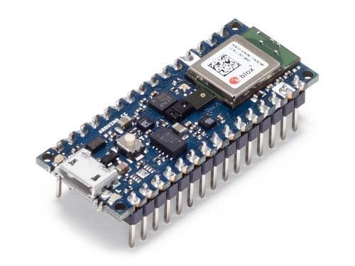 ARDUINO NANO 33 BLE SENSE WITH HEADERS -ABX00035