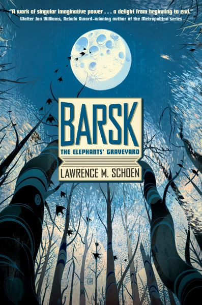 Barsk: The Elephant's Graveyard