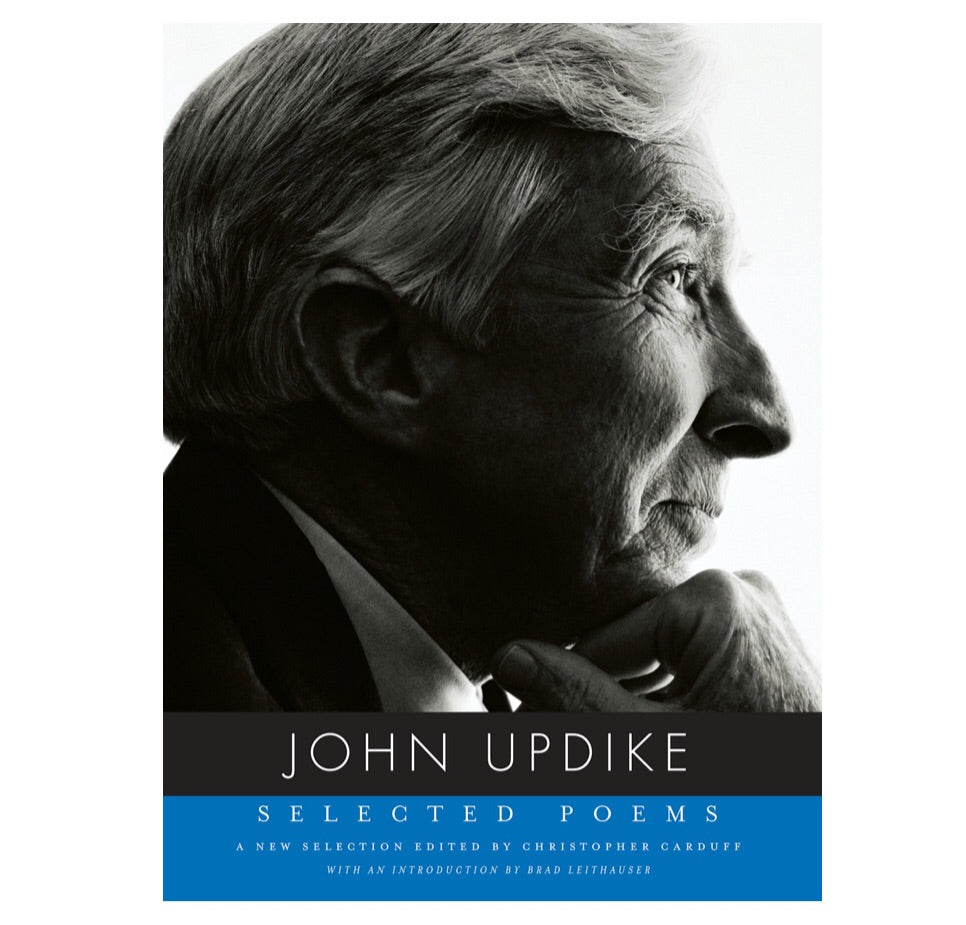 John Updike: Selected Poems