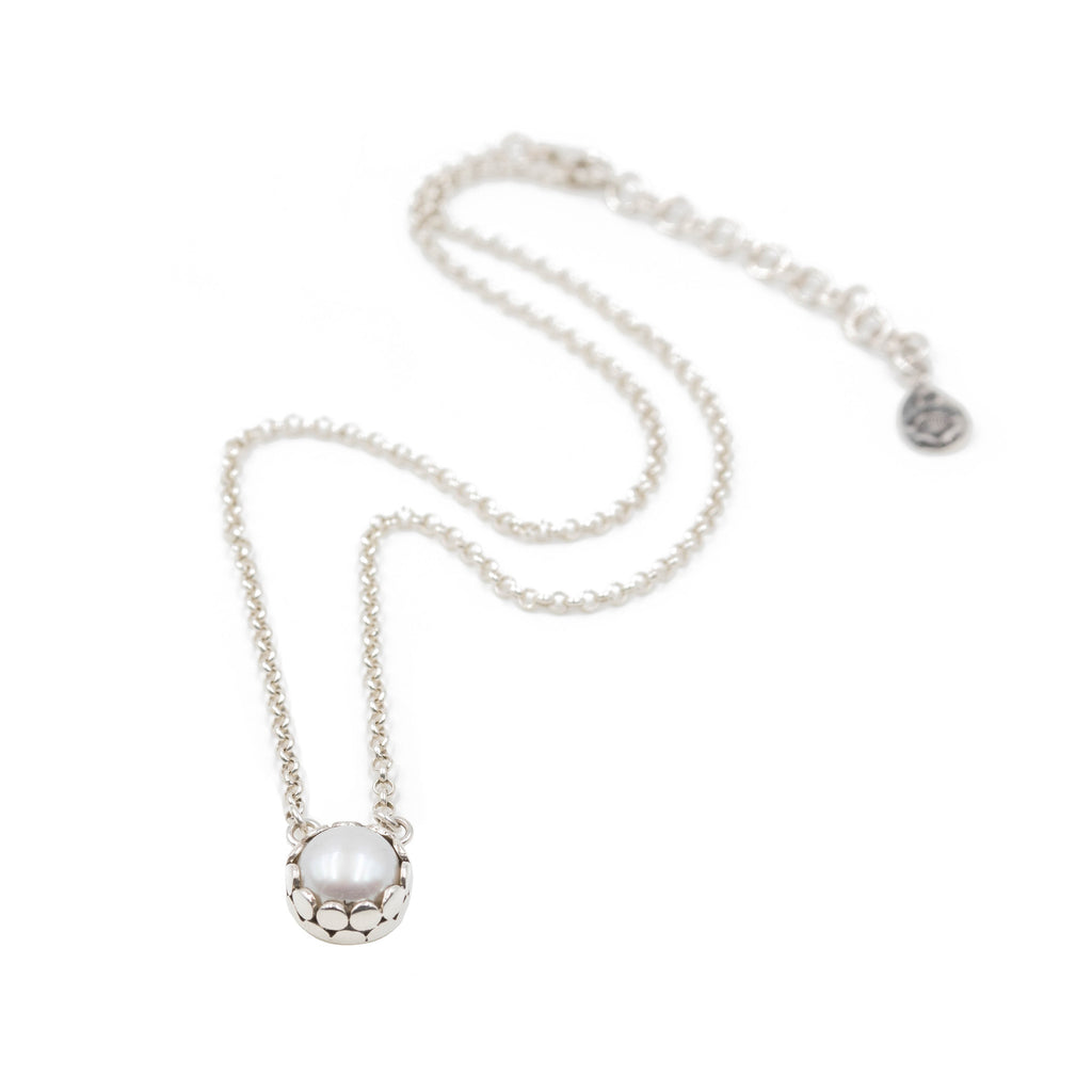 Gili T Freshwater Pearl Necklace -- Sea Lustre Jewelry