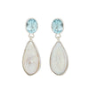 Sterling Juno Earrings