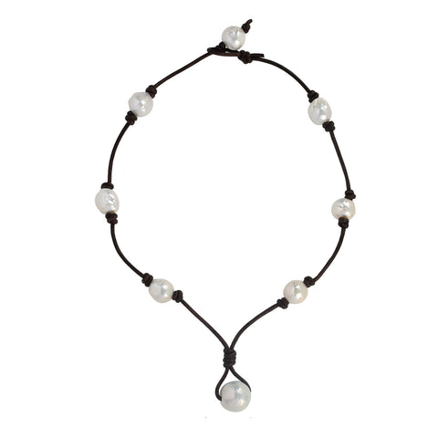 Freshwater Pearl Abaco Necklace