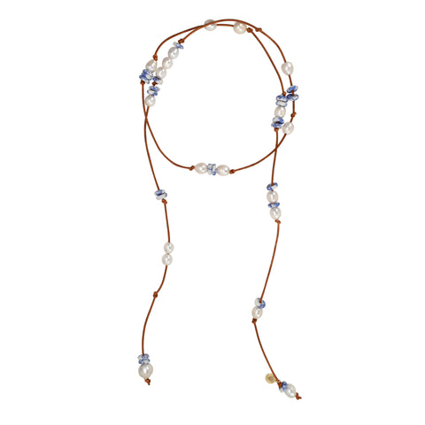 Capri Lariat Necklace