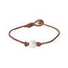 Freshwater Pearl Single Station Bracelet