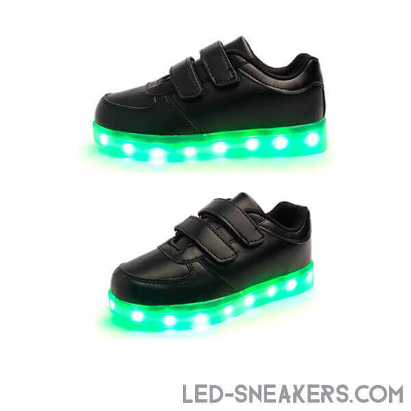 led sneakers kids led shoes kids light shoes kids chaussures led enfants led schuhe gallery