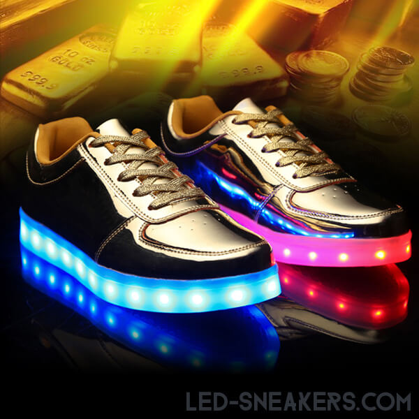 Led Shoes Size