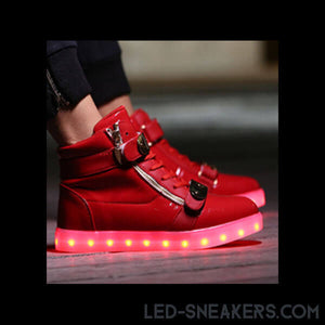 led sneakers led shoes light shoes chaussures led led schuhe millionaire all gall