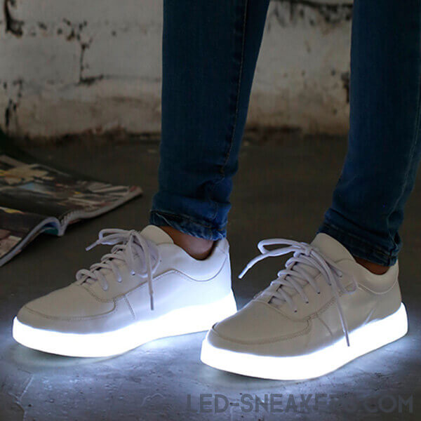 Led Sneakers Led Shoes Light Shoes Chaussures Led Led Schuhe