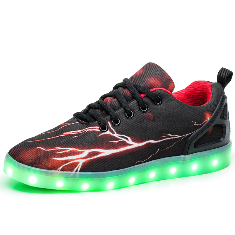 Led Sneakers Lightning 5