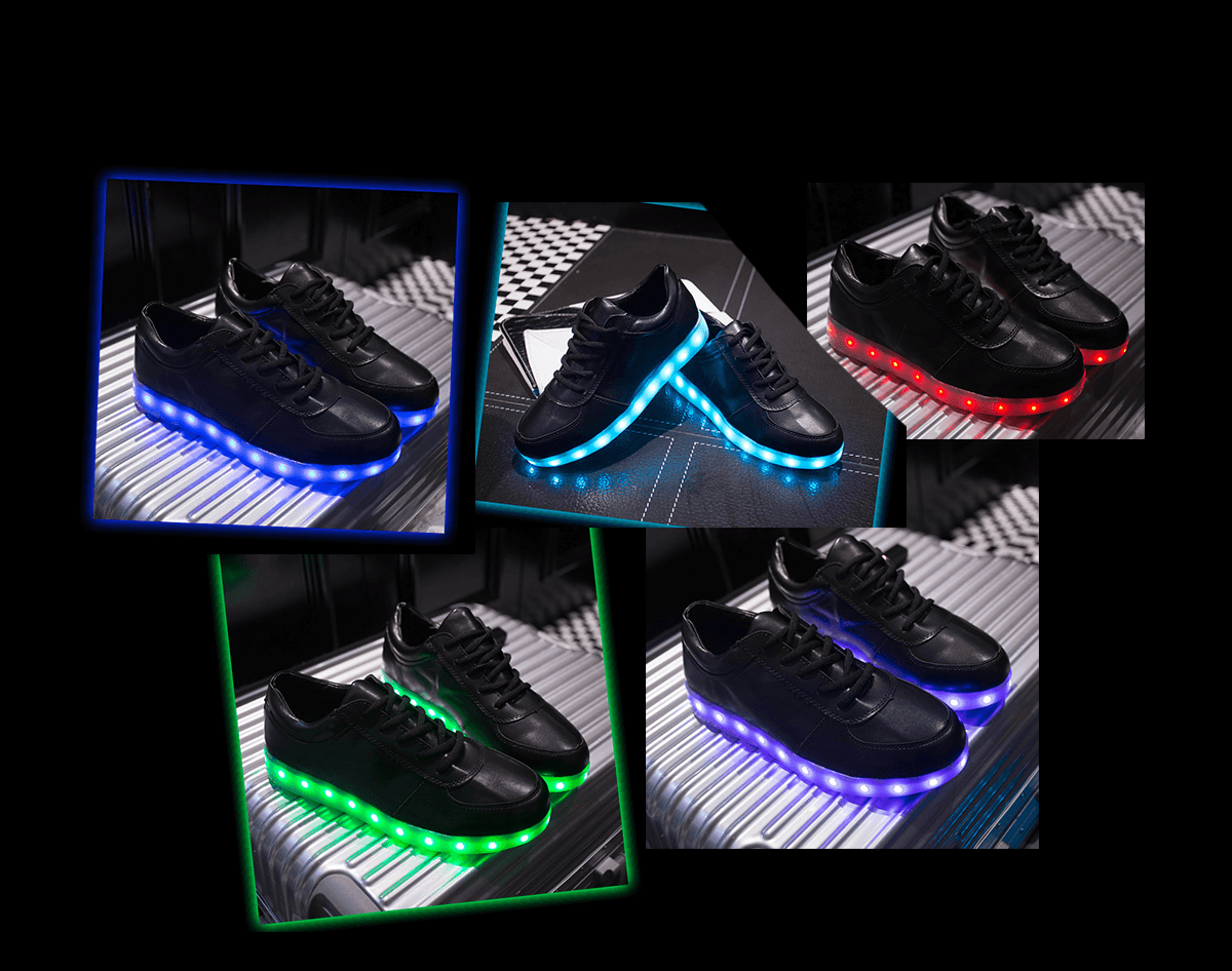product black sneakers colors