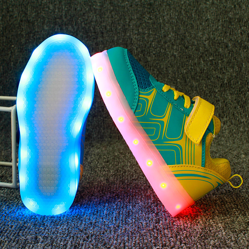 Street Led Sneakers Kids 2