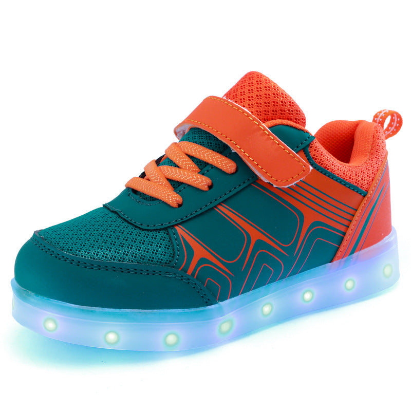 Street Led Sneakers Kids 4